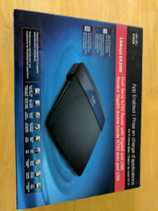Linksys EA3500 750N router