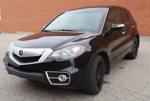 2010 Acura RDX Tech Pkg/NAVIGATION/BACKUPCAMERA/CLEANCARPROOF