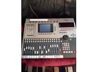THE BEST Yamaha AW4416 Multi track Digital Workstation reorder mixer with build N cd burner 16 track