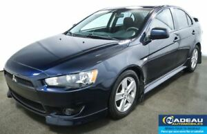 2013 Mitsubishi Lancer GT TOIT OUVRANT MAGS 16 CRUISE