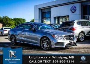2015 Mercedes-Benz E-Class E 400 AWD w/ Navigation/Massage Seats