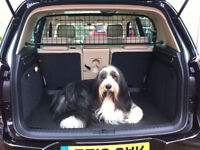 Dog guard boot partition for a VW Tiguan Genuine Volkswagen Part £75