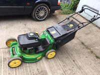 John Deere JX75 Petrol Lawn Mower Lawnmower