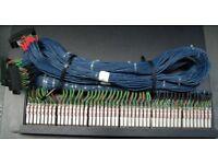 Patchbay, wiring, Wireman, Panel Wiring , Solderer, Wirer, Tech