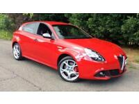 2017 Alfa Romeo Giulietta 2.0 JTDM-2 175 Speciale TCT Automatic Diesel Hatchback