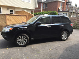 2011 Subaru Forester Touring SUV, Crossover