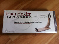Ham holder / stand -- Top Quality -- Unused