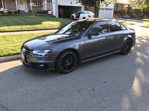 2015 Audi A4 S-Line 23 Month Lease Takeover