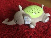 Baby Soother lightshow & sounds