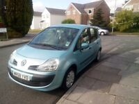Renault Grand Modus 2008 very low mileage