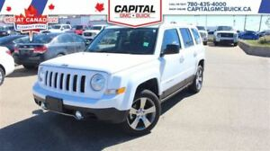 2016 Jeep Patriot LEATHER HEATED SEATS BLUETOOTH 21K KMS