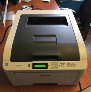Imprimante numérique couleur Brother HL-3075CW