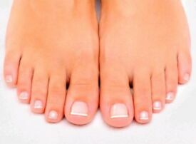 Footcare at Home (Podiatry/Chiropody)