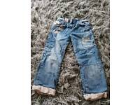 Girls next jeans 4-5 years