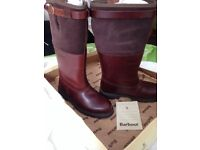Barbour Calgary boots