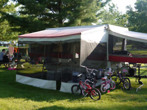 1998 Jayco 10 ft tent trailer