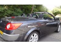 renault megane (karman) 07 plate hard top converterible full service history first to see will buy