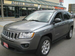 2011 Jeep Compass, 4x4, North Edition, Extra Clean, Quick Sale