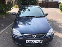 2005 Vauxhall Corsa 1.2 i 16v Design 5dr (a/c) Very Good Runner Low Insurance Group @0744577511@
