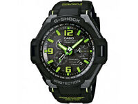 for sale two casio g-shock watches