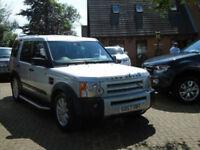 2007 57 Reg Land Rover Discovery 3 2.7TD V6 Auto SE 7 Seats (72000 MILES)