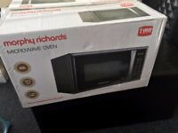 Microwave oven Morphy Richards