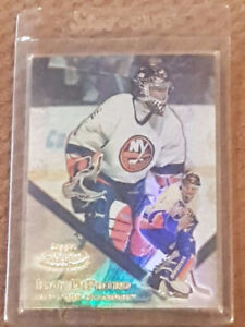 2000-01-Topps Gold Label Rick DiPietro GOLD Rookie Card  067/999