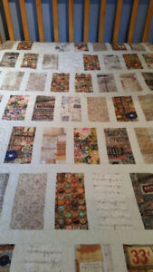 Locally Hand Made Quilt