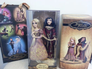 Disney Fairytale Designer Collection Rapunzel and Gothel Doll LE