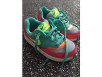 Nike air max kids size 8.5