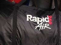 Rapid air 260 blow up awning