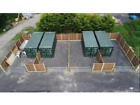 Container yards to rent