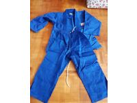 Judo suit, childrens converse + Hiking ruck sack