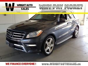 2013 Mercedes-Benz M-Class ML350|NAVIGATION|LEATHER|SUNROOF|84,8