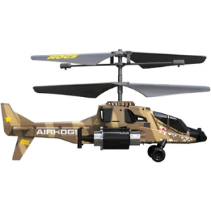 Air Hog Sharpshooter Long Shot RC Helicopter with Darts