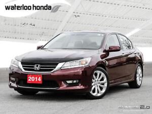 2014 Honda Accord Touring Sold Pending Customer Pick Up...Bac...