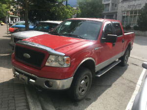 2006 Ford F-150 SuperCrew Pickup Truck