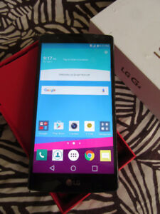 Near Brand New LG G4 unlocked  phone