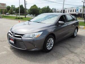 2016 Toyota Camry LE-AUTO-REAR CAM-BLUETOOTH-ONLY 45KM