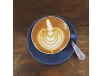 Cafè for lease in central Edinburgh
