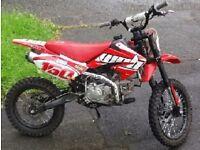 MOTORCROSS BIKE for sale