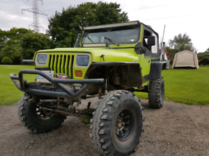 Jeep yj part out