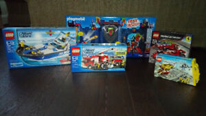 LEGO Sets and Playmobile - Brand New/Unopened