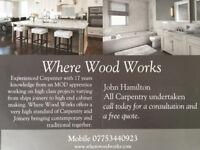 Carpenter/ joiner
