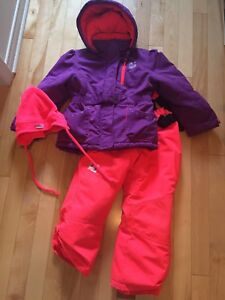 Toddler Winter Snow Suit -50 size 4/5