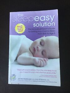 The sleep easy solution book -it's work