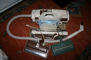 Electrolux  vacuum with accesories
