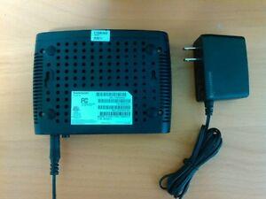 Thomson ADSL Modem & Router