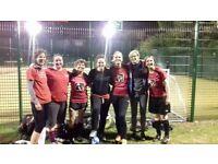 Ladies / Women's football team - North London