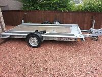 CAR TRANSPORTER TRAILER by Brian James Trailers